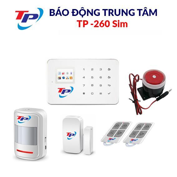 BÁO ĐỘNG TRUNG TÂM TP-260Sim