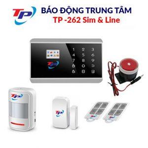 BÁO ĐỘNG TRUNG TÂM TP-262Sim&Line