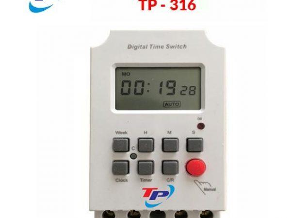 Hẹn giờ đIện tử TP-316
