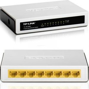 TP-Link TL-SF1008D 8 Port