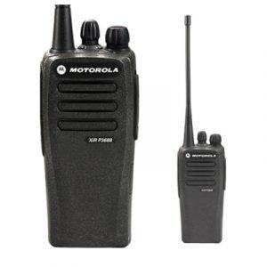 MOTOROLA XiR P3688 (UHF/VHF)